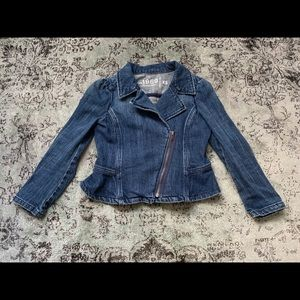 GapKids Girls XS Jean Jacket (Worn Once)
